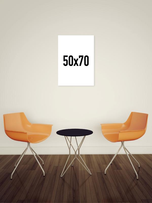 Affisch 50×70