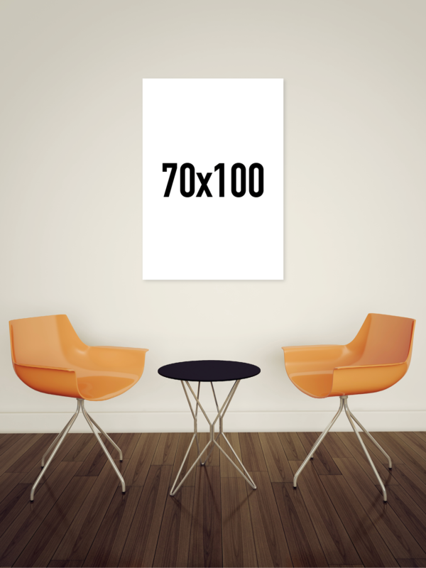 Affisch 70×100
